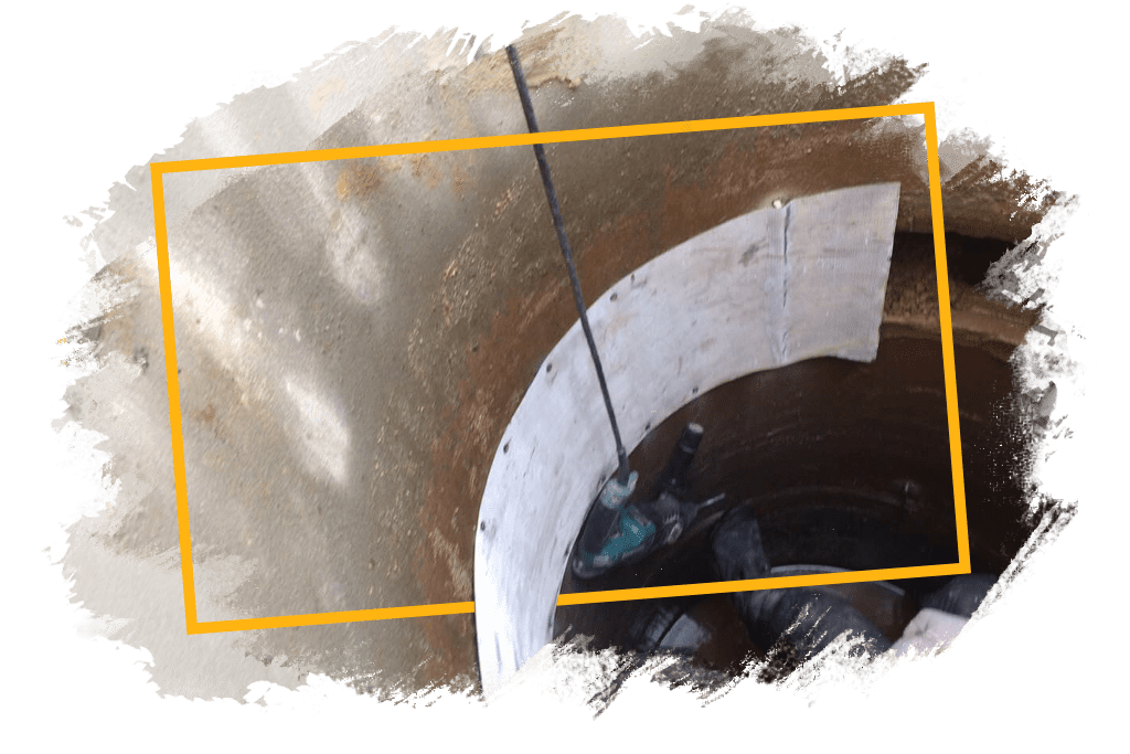 ремонт колодца во Владимире